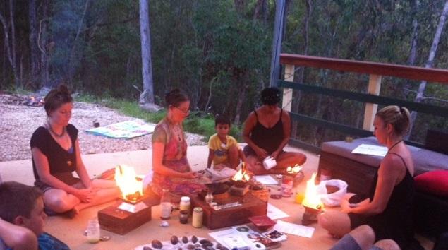 Agnihotra workshop - Worongary QLD 2016